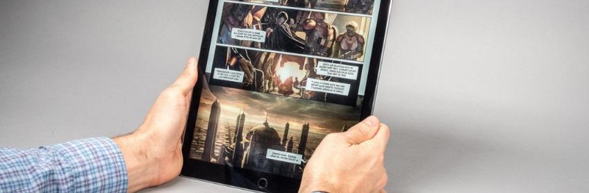 ¿Cómo leer un cómic en línea?