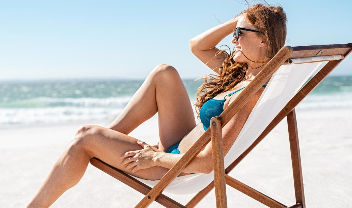 ¿Surgen problemas de visión al tomar el sol?
